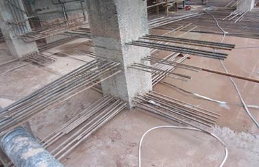 安阳公司加固_建筑结构与碳纤维加固项目