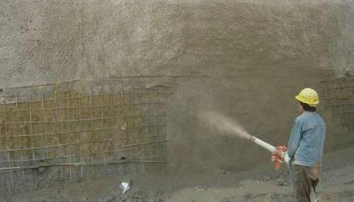 喷射混凝土的注意事项 确保安全